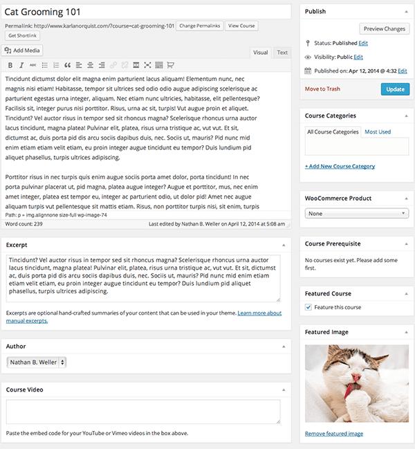 WordPress-LMS-Turnkey-New-Course