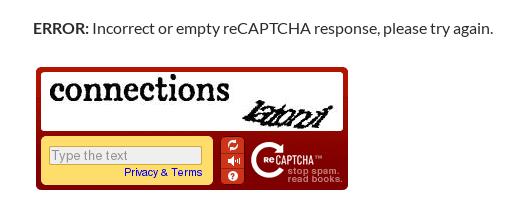 Better WordPress reCAPTCHA