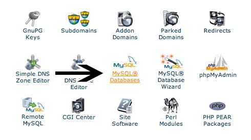 MySQL Databases Link