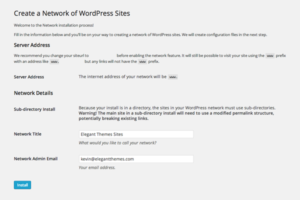 The Complete Guide To Creating A WordPress Multisite