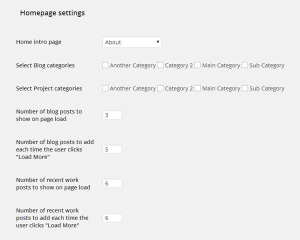 HandHeld Mobile Plugin Settings