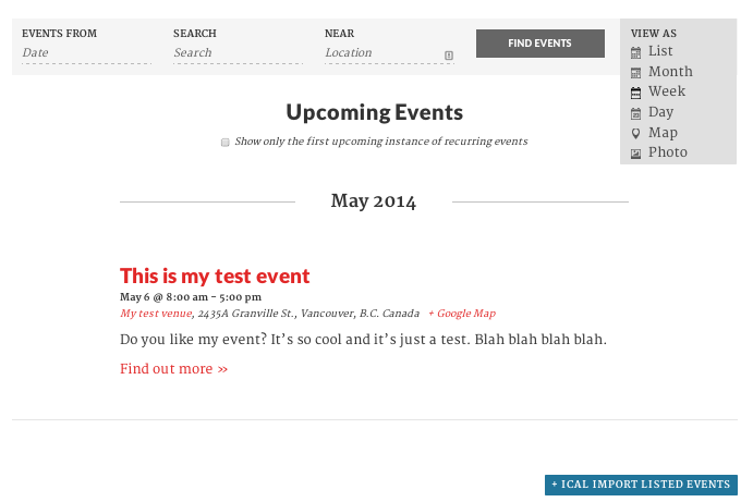 the-events-calendar-archive-events