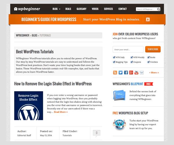 Website for beginner programmers
