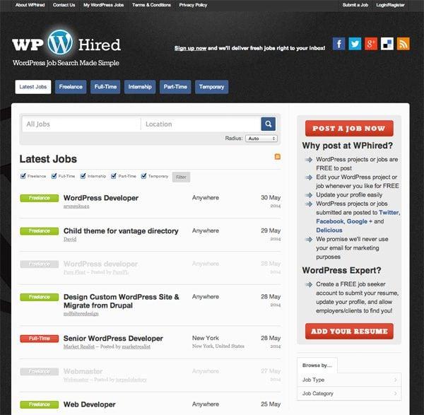 Where To Find A WordPress Developer When You Need A Custom Website