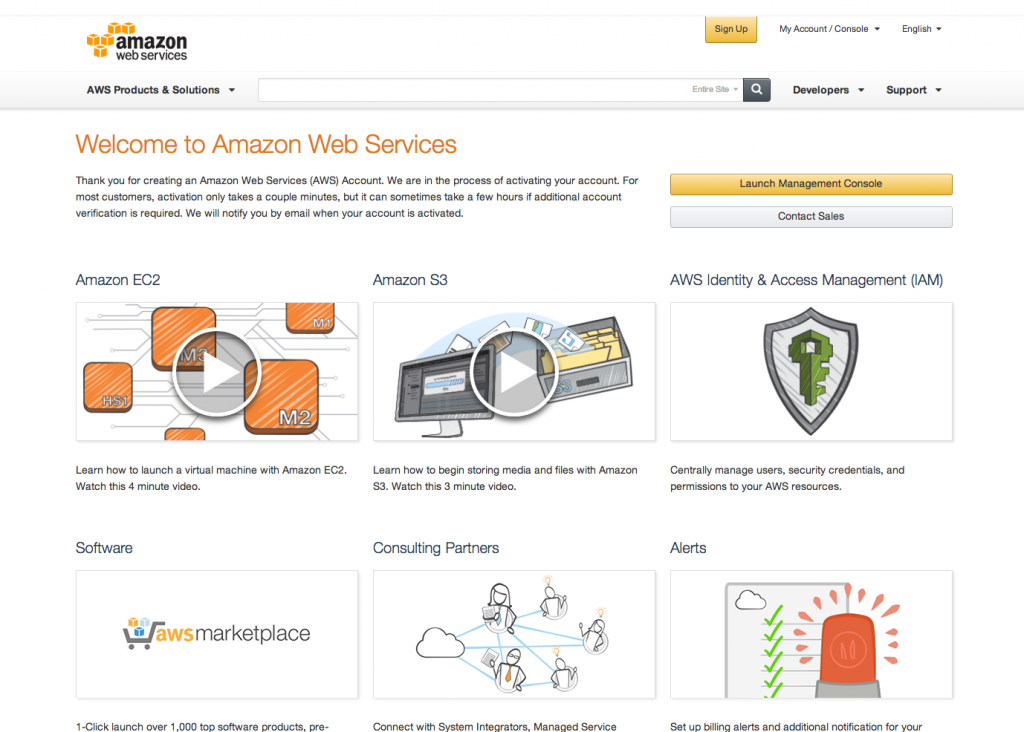 aws-dashboard