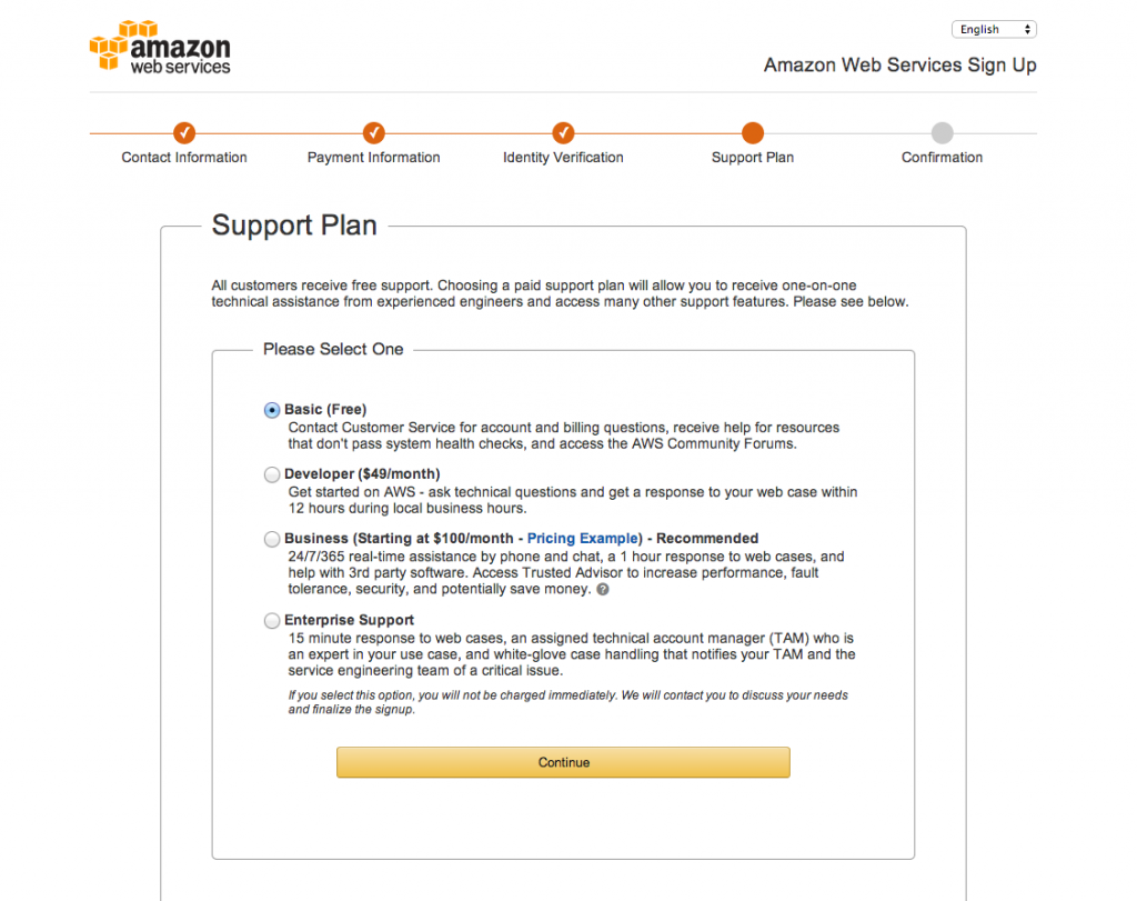 aws-support-plan