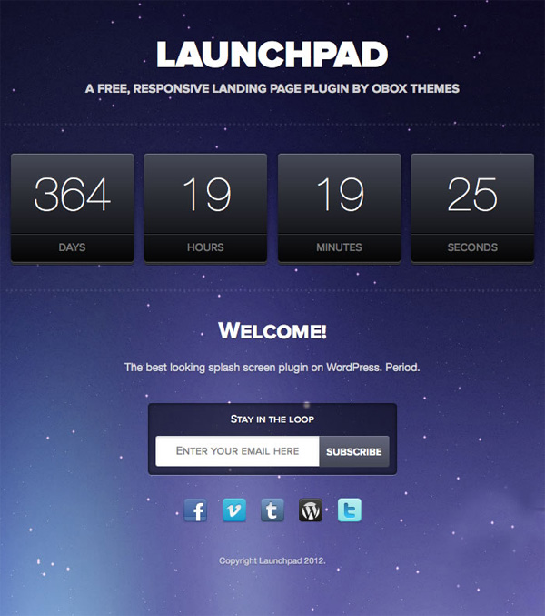Launchpad by Obox
