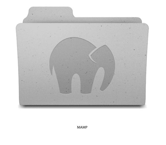 mamp-folder