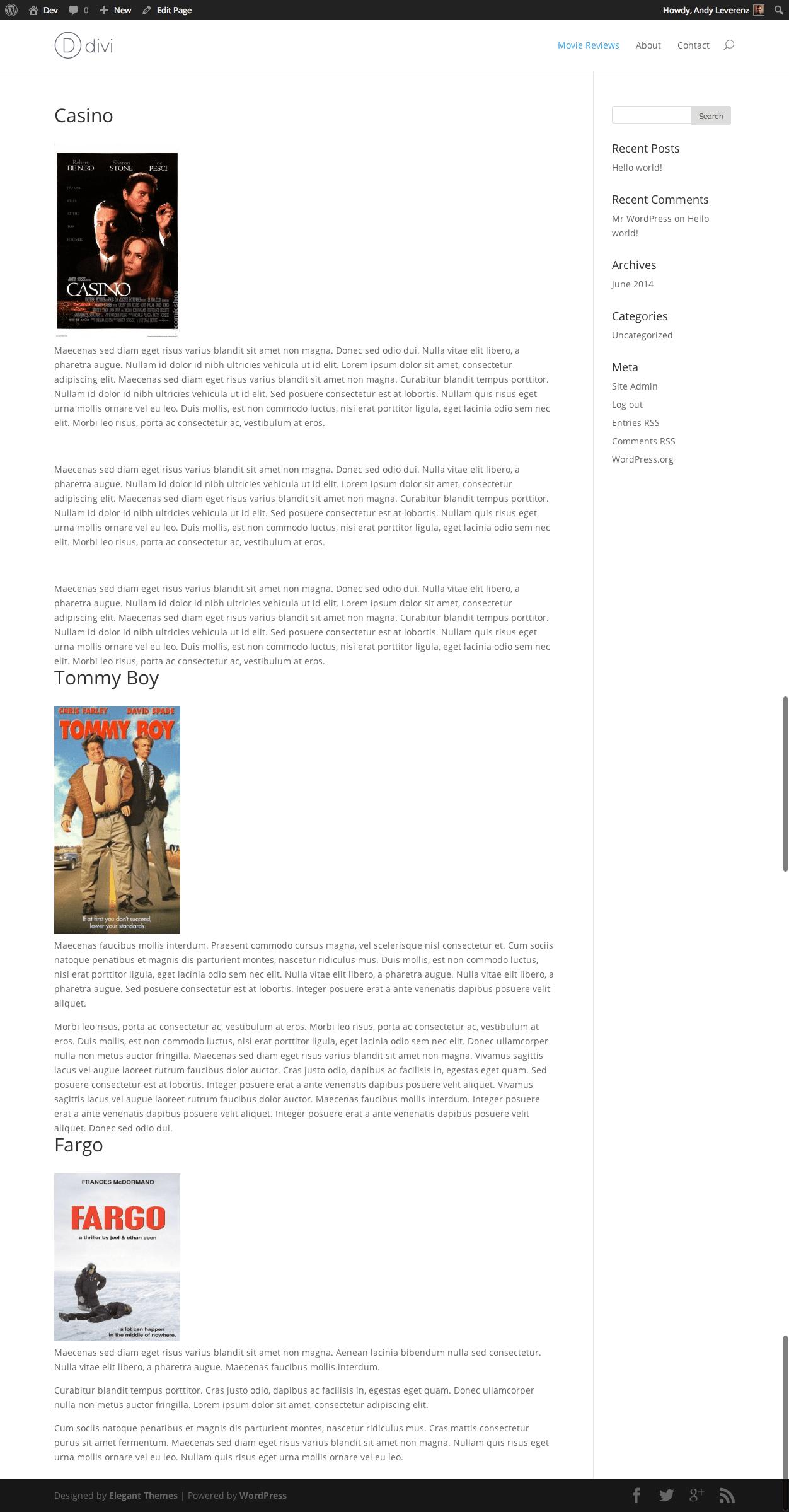 how to create custom theme in wordpress step by step