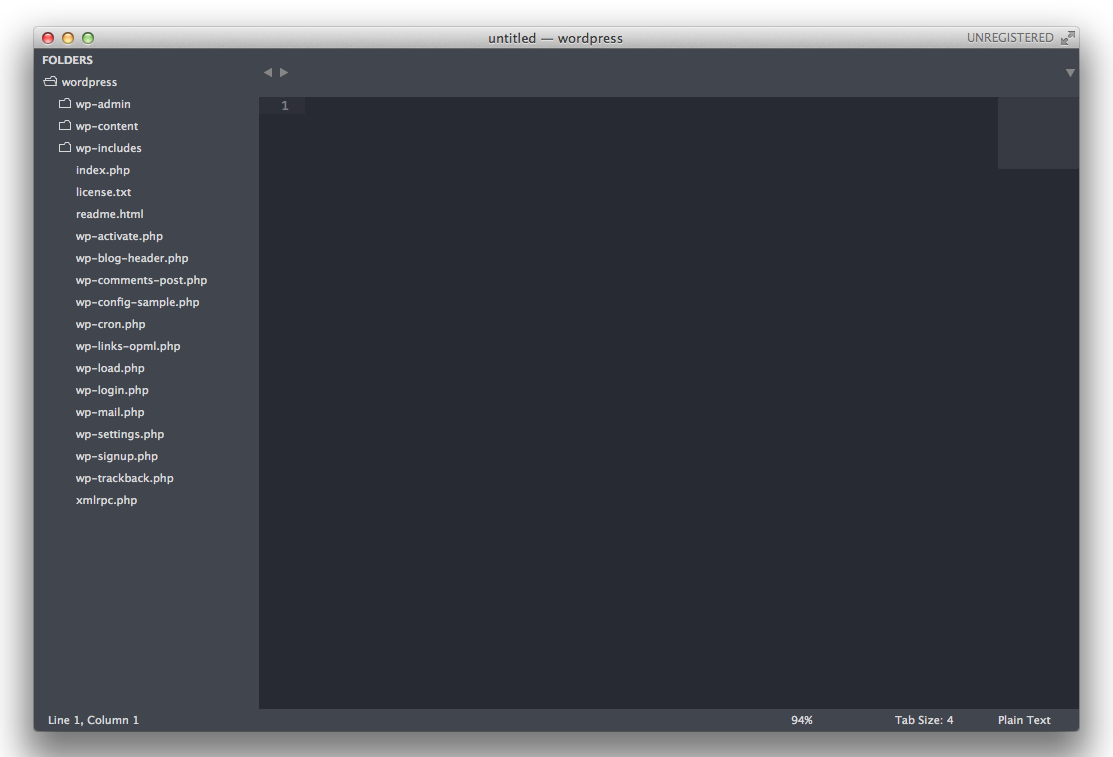 how to create a text file on mac