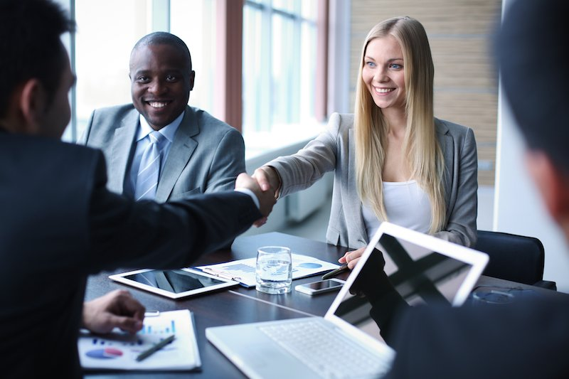 Make Partnerships
