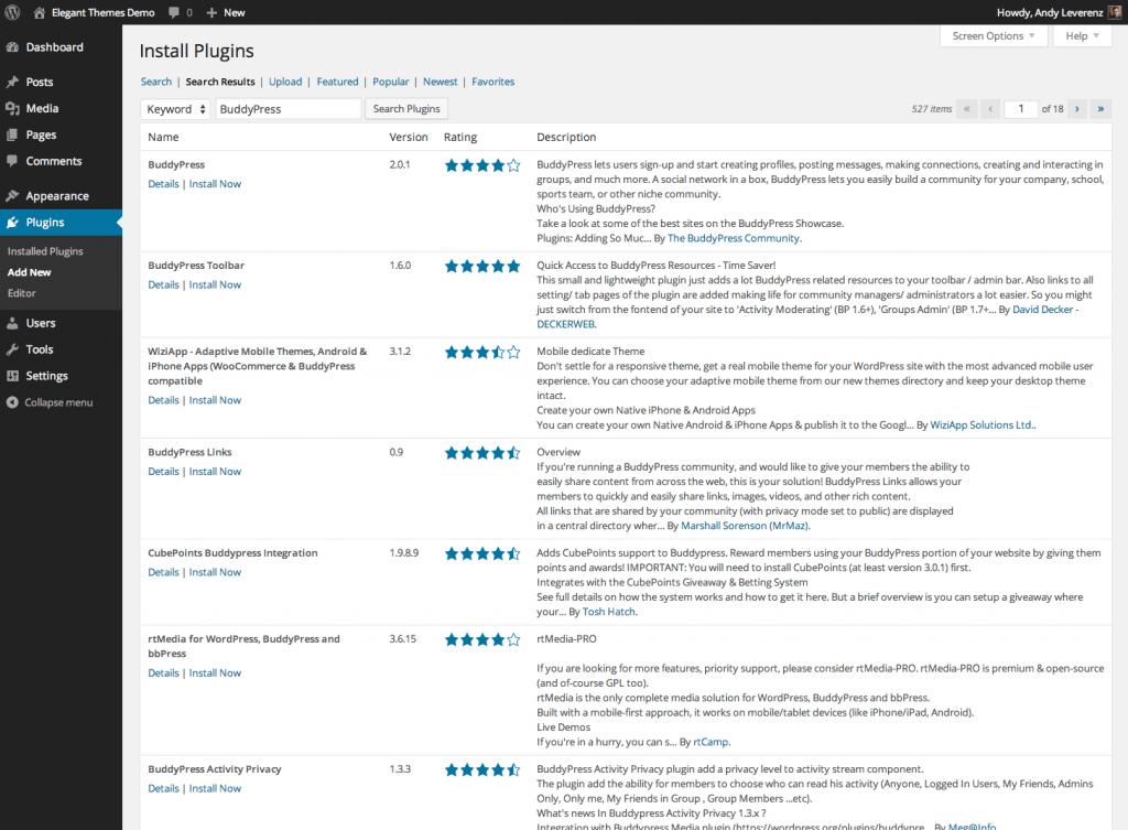 An Introduction To BuddyPress | Elegant Themes Blog