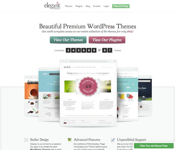 elegant-homepage