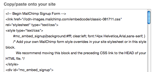 mailchimp-classic-form-notes
