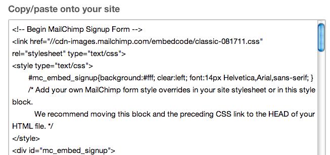 mailchimp-classic-form-notes