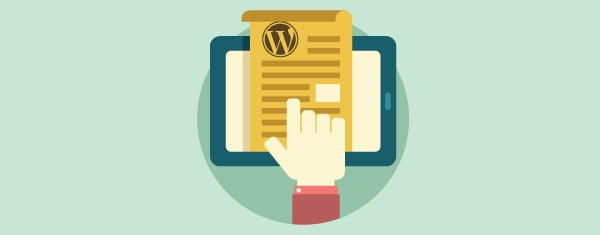 How To Add A Newsletter Signup Widget To The End Of Your WordPress Blog Posts