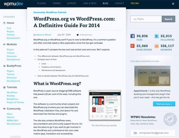 WPMU Blog