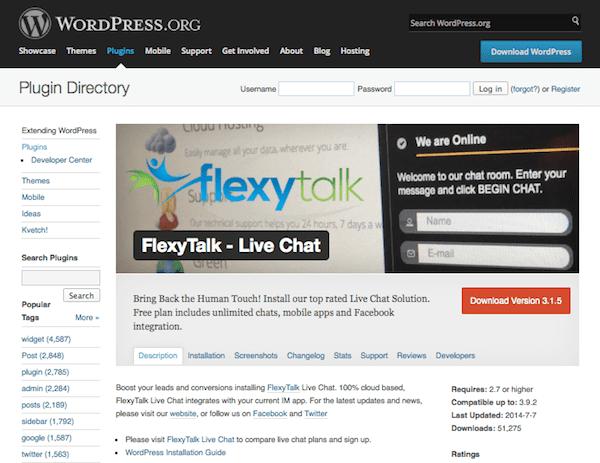 FlexyTalk-live-chat