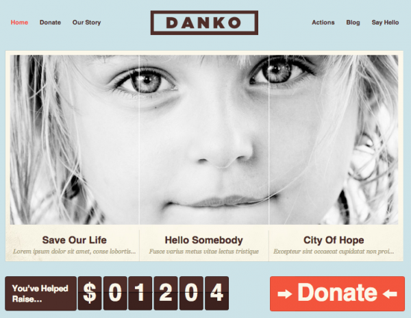 Danko WordPress Theme by Themes Kingdom