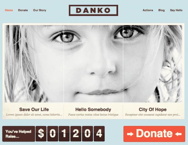 Danko WordPress Theme by Themes Kingdom