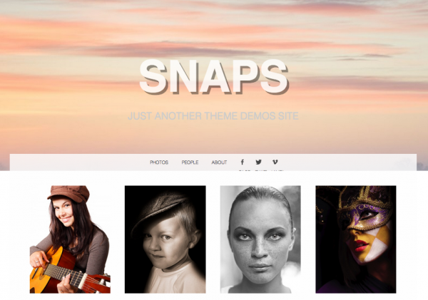 Snaps by Graph Paper Press