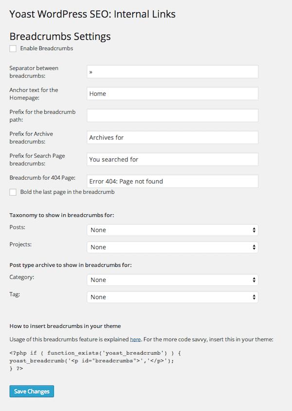 internal-links-settings