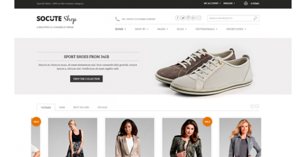 20 Of The Best Free WordPress Themes | Elegant Themes Blog