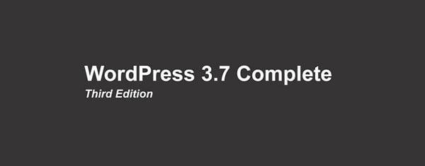 wordpress-3-7-complete