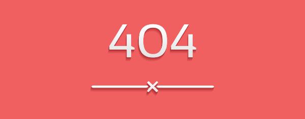 Creating Custom WordPress 404 Error Pages