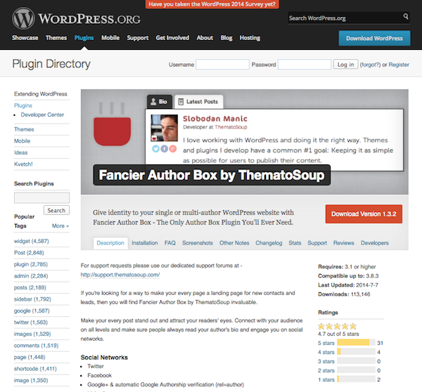 fancier-author-box