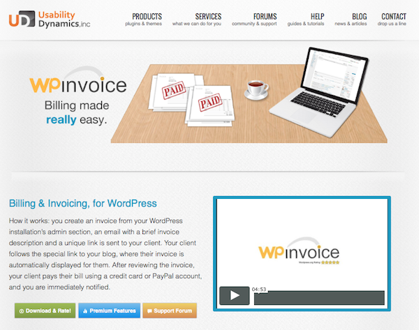 How To Invoice Your Clients Using WordPress | Elegant Themes Blog