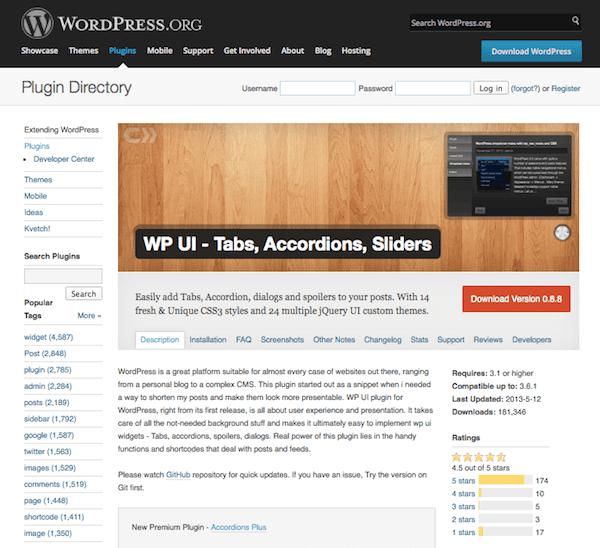 wp-ui-tabs-accordions-sliders