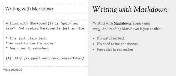 Jetpack Markdown Guide