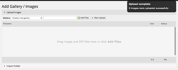 NextGEN-Add-Gallery-Files-Upload-Complete