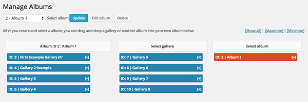 NextGEN-Manage-Albums-Selected