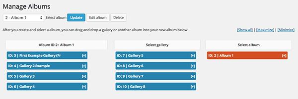 NextGEN-Manage-Albums-Selected