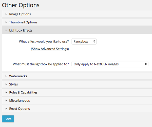 NextGEN-Other-Options-Lightbox
