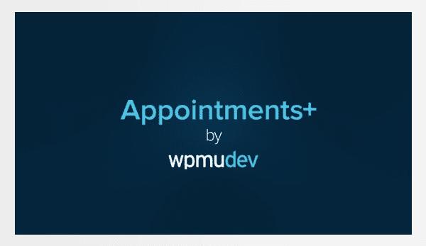 Appointments+ by WPMU DEV