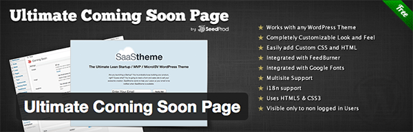 Ultimate-Coming-Soon-Page