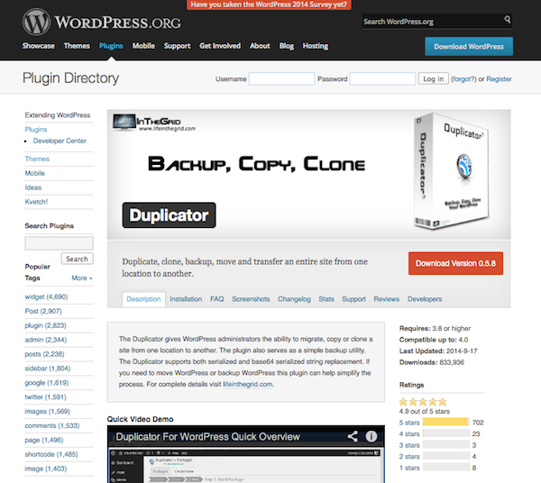 10 WordPress Backup Plugins You Need to Know About | Elegant