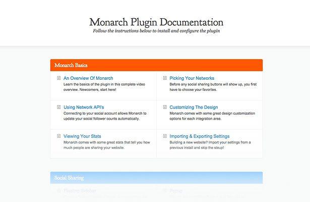 monarch-documentation