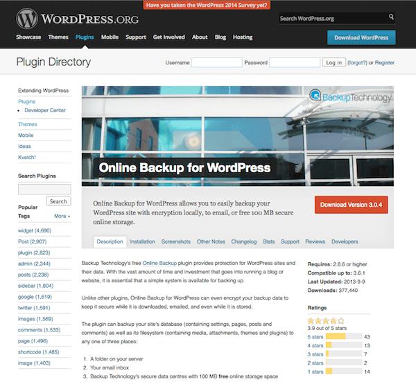 online-backup-for-wordpress