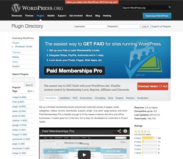paid-memberships-pro