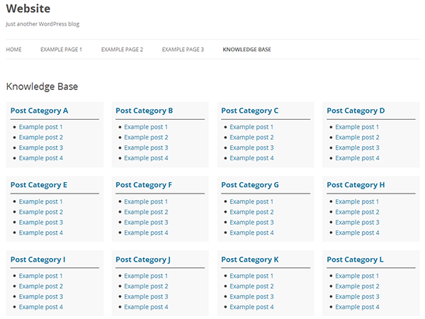An Overview Of Wordpress Wiki Amp Knowledge Base Plugins