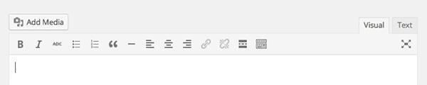 wordpress-editor-default-controls