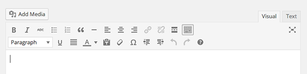 wordpress-editor-kitchen-sink