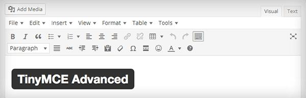 wordpress-editor-plugins-tinymce-advanced