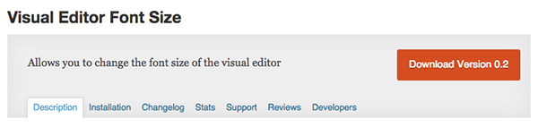 wordpress-editor-plugins-visual-editor-font-size