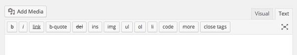 wordpress-editor-text-tab