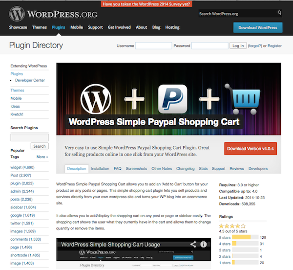 wordpress-simple-paypal-shopping-cart